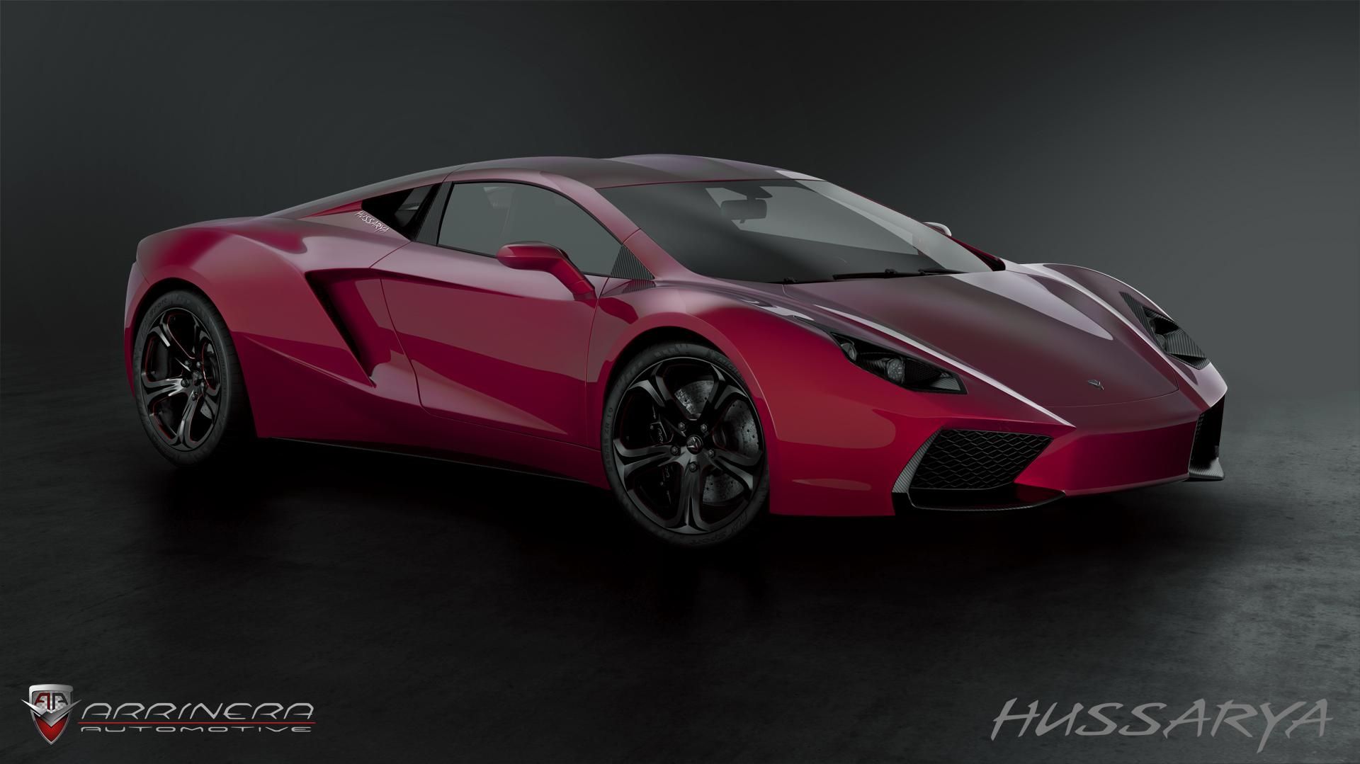 Arrinera Gives Its Super Car The Name Hussarya News Autoviva Com