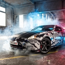 It is among the first 2013 370Z Nismos in Europe
