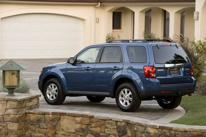 Mazda Tribute s Touring 4WD