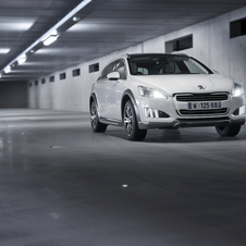 Peugeot's hybrid sales have not been strong