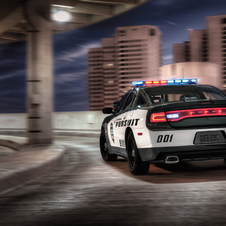 Dodge Charger Pursuit 3.6 V6