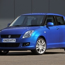 Suzuki Swift 1.3 DDiS Sport 75cv