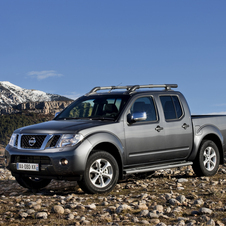 The new, more basic Navara Double Cab will be on sale later this month