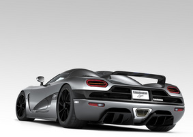 Agera: the latest creation from Koenigsegg