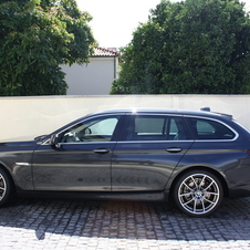 BMW 520d Touring Automatic