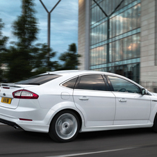 Ford Mondeo 1.6 TDCi 115 Ecoboost Zetec Business