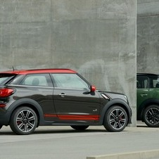 MINI (BMW) Countryman John Cooper Works ALL4 Automatic