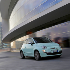 Fiat 500 0.9 8v TwinAir S&S New Lounge Dualogic
