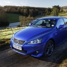 Lexus IS 200d 2.2 SE