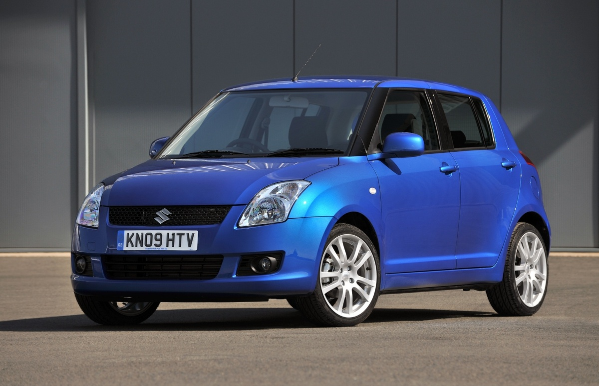 Suzuki Swift 1.3 DDiS Sport Plus 75cv