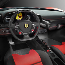 Ferrari says the upgrades will roll out to other models
