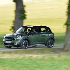 MINI (BMW) Countryman Cooper S Automatic