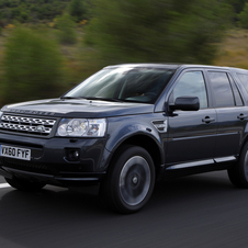 The Freelander is a likely candidate