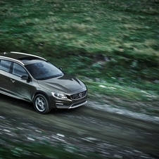Volvo V60 Cross Country D3 Summum