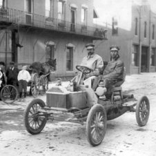 First Flint Buick - 1904