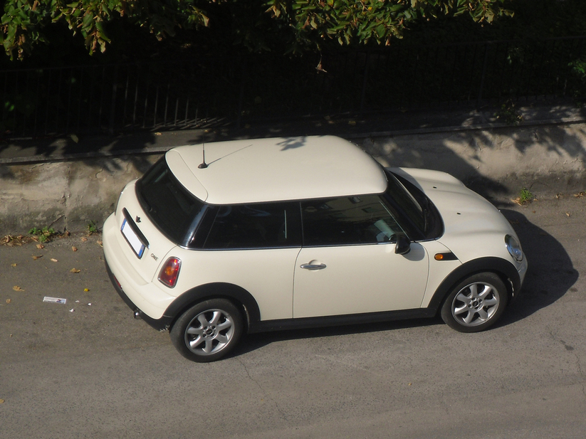 MINI (BMW) One CVT