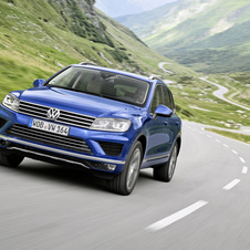 Volkswagen Touareg 3.0 TDI Executive Edition