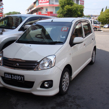Perodua Elite Exclusive Edition