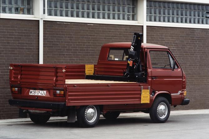 Volkswagen Transporter Pick Up Photo Volkswagen
