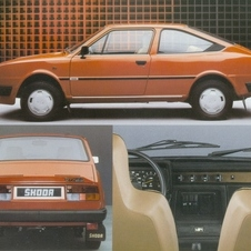 The coupe would celebrate the original Skoda Rapid Coupe from 1984