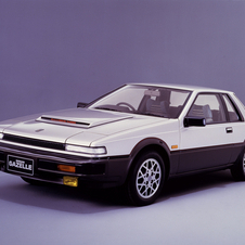 Nissan Gazelle Turbo RS-X