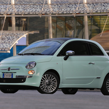 Fiat 500 1.2 8v New Lounge Dualogic