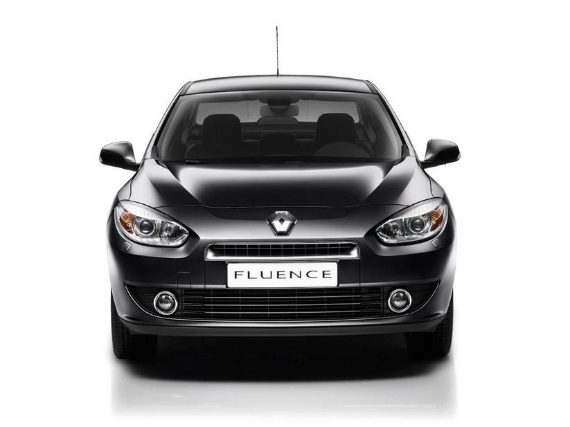 Renault Fluence 1.6 16V 110 Expression