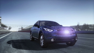 Infiniti wants to play a larger role in the European luxury market