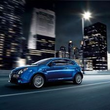 The MiTo gets the 900cc TwinAir Turbo and a new grill