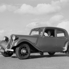 Citroën Traction Avant 11BL