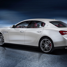 Maserati expects the Ghibli to become its sales leader