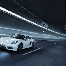 Porsche is working on a flat-four engine for the Cayman and Boxster