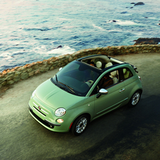 Fiat 500C 1.3 Multijet 16v S&S New Lounge