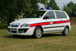 Mitsubishi Space Star 1.9 DI-D Police car
