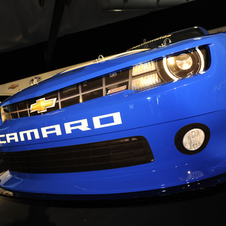 Camaro Coming to Nascar in 2013
