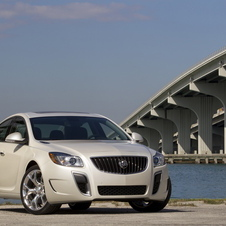 Buick Regal GS 2.0 Ecotec AT