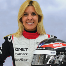 De Villota lost her right eye in the crash