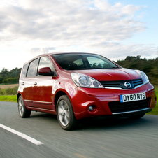Nissan Note 1.6 Acenta Plus