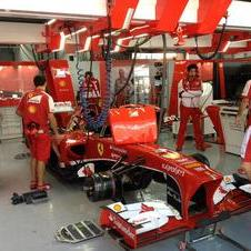 Ferrari seems fairly certain to take second in the drivers' and constructors' championships this year
