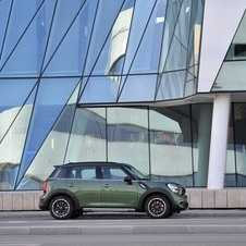 MINI (BMW) Countryman Cooper SD Automatic