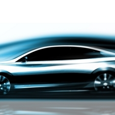 Infiniti Releases Second Teaser Image of EV Luxury Electric Sedan