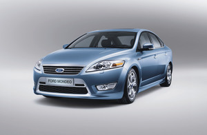 Ford Mondeo Saloon 2.0 TDCi