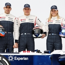 Wolff tem estado integrada na equipa Williams desde a temporada passada
