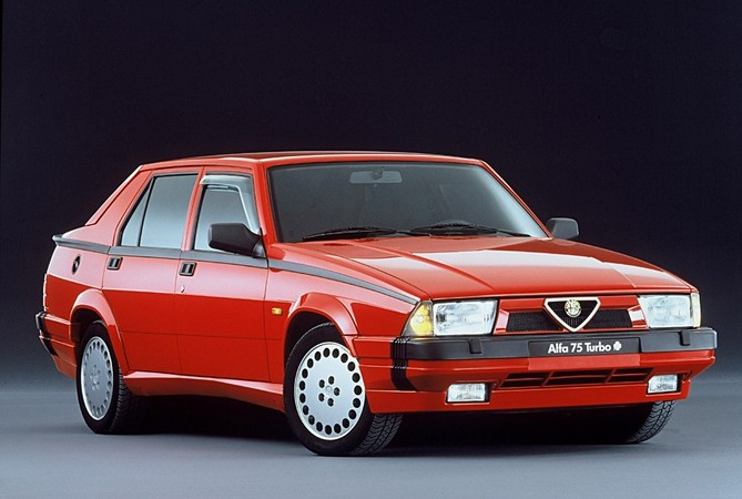 Alfa Romeo 75 1.8 Turbo