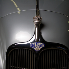 Delahaye 135 MS Coupe by Langenthal