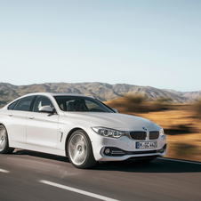 BMW 420i xDrive Gran Coupé
