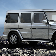 Mercedes-Benz G 350 BlueTEC Station LWB