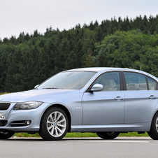 BMW 335d Edition Lifestyle Automatic