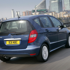 Mercedes-Benz A 160 CDI BlueEfficiency Avantgarde