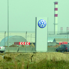 Volkswagen has a large campus of factories in Kaluga, Russia